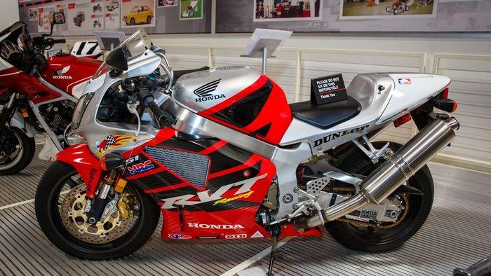 Honda RC51 RVT 1000 edisi Nicky Hayden