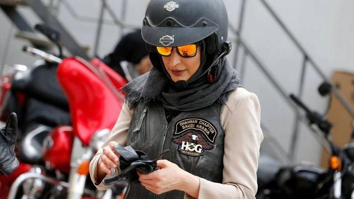 Wow, Arab Saudi Bakal Deklarasikan Club Harley-Davidson