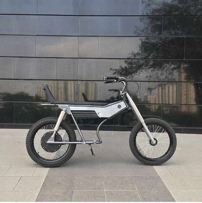 Thrive Motorcycle asal Indonesia, juga enggak mau kalah bikin e-bike kustom
