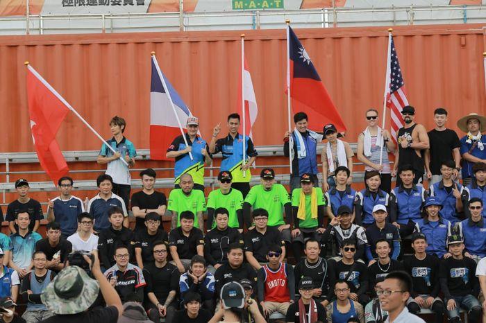 Bawa Nama Indonesia, TKI di Taiwan Bikin Bangga Indonesia