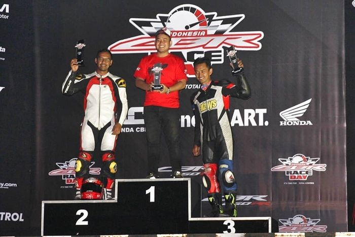 Pembalap Asal Cornering Indonesia Racing Team