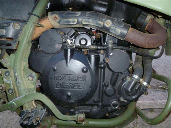 Mesin Kawasaki M1030M1