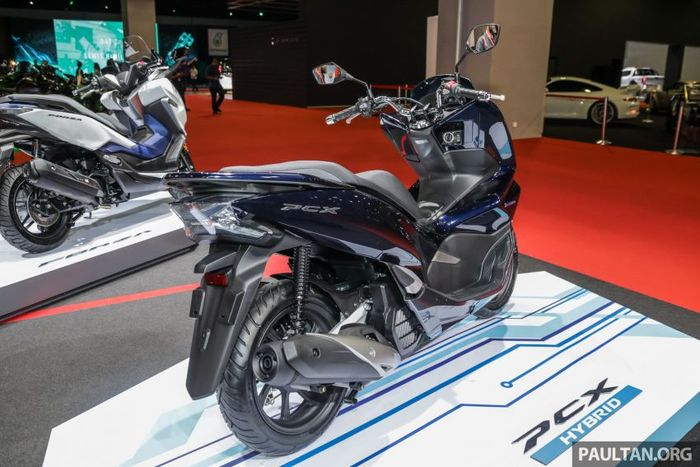 Honda PCX Hybrid Malaysia