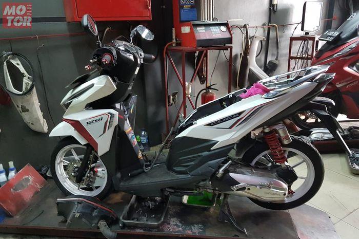 Tips Bore Up Honda Vario 125