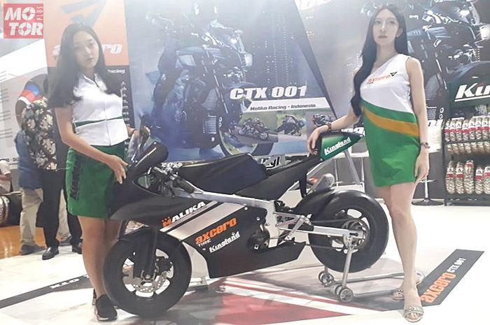 Kingland Axcero CTX 001 buat MiniGP Malika