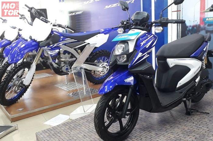 Yamaha X-Ride bisa jadi solusi pengganti motor trail buat trabas alam.