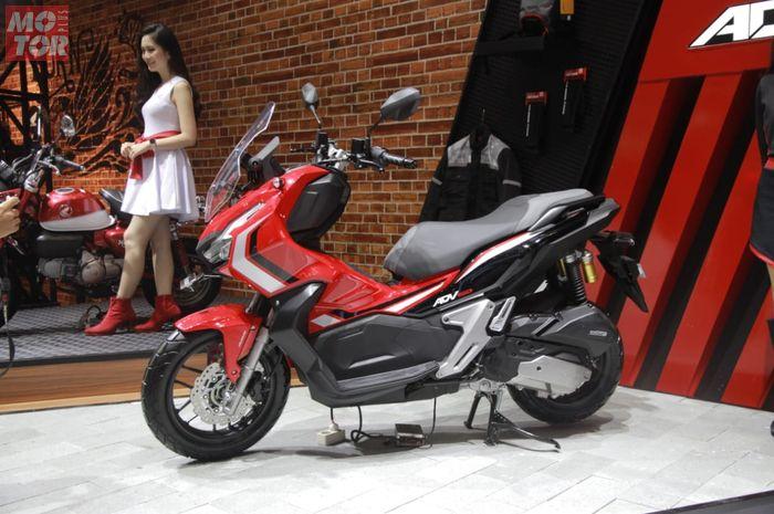 Honda ADV 150 ramaikan pasar motor matik Indonesia dengan harga mulai dari Rp 33,5 juta