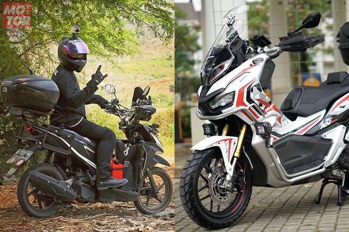 Honda Vario 125 adventure dan ADV150