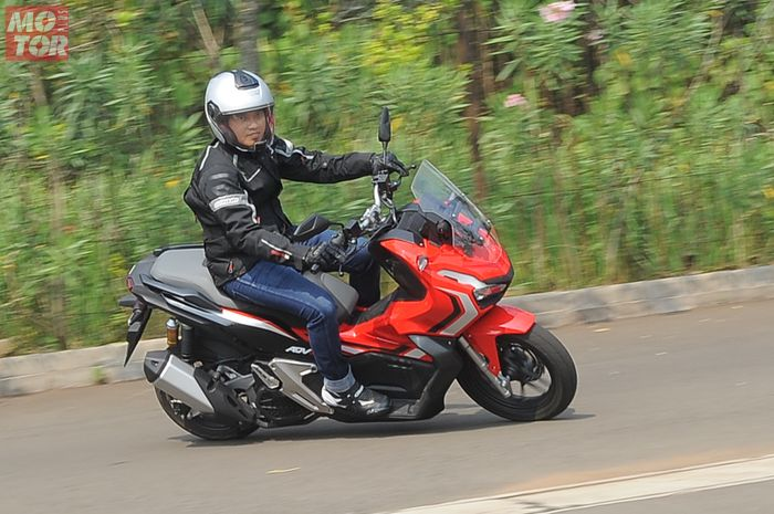 Test Ride Honda ADV 150