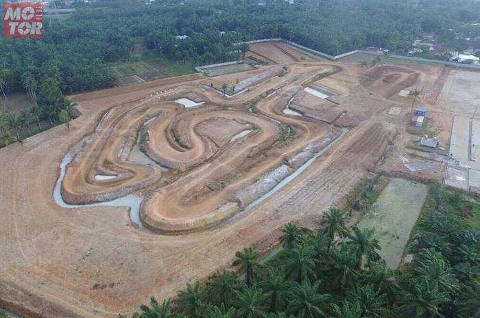 Jaharun Center & CIrcuit ingin menghelat final kejurnas motocross Indonesia