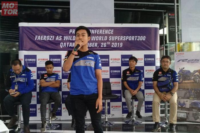 Faeroz dipastikan ikut WSS300 Qatar 2019