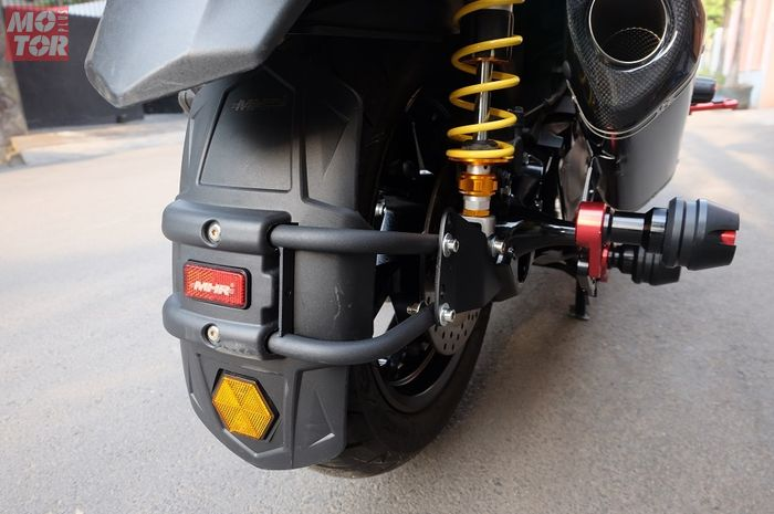 Mud guard MHR untuk Yamaha XMAX