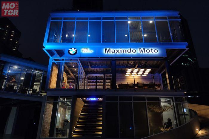 Peresmian Maxindo Moto Puri sebagai dealer kedua BMW Motorrad Indonesia yang berada di DKI Jakarta.