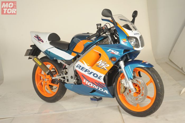 Modifikasi Honda NSR150SP