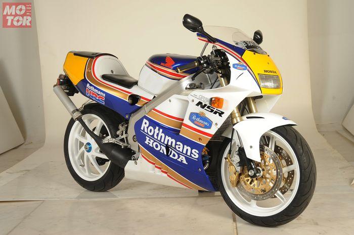 Modifikasi Honda NSR250R MC28 1996