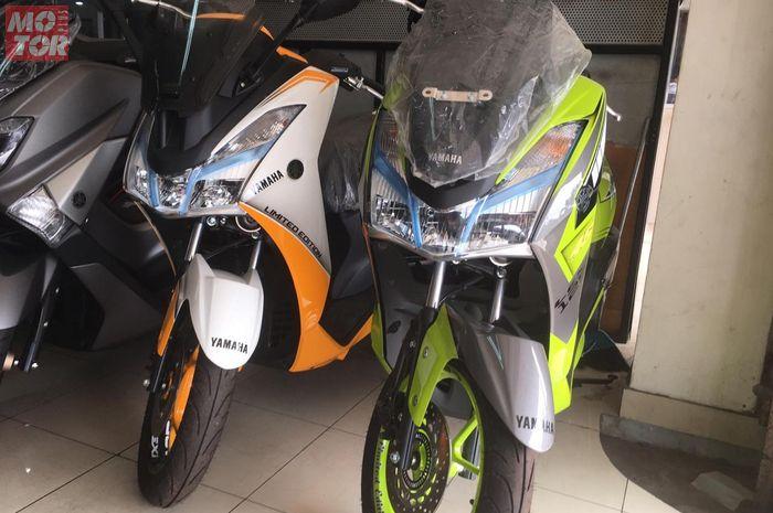 Dealer Yamaha Permata Motor. muncul rencana dp pembelian motor naik sebanyak 60 persen oleh pihak leasing