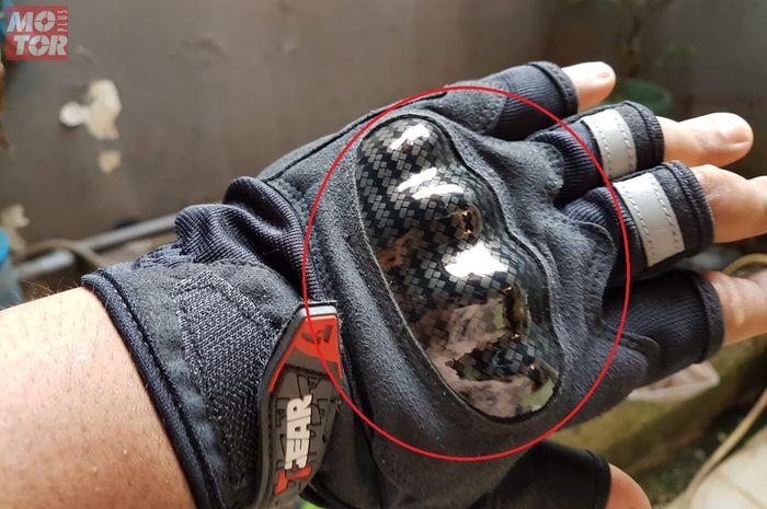 Bukan cuma pajangan, ternyata knuckle protector ada fungsinya