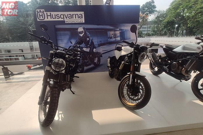 Husqvarna punya beberapa promo motor.