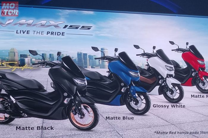 All New Yamaha NMAX Terbaru