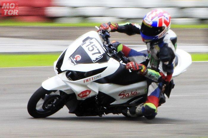 Honda PCX 150 garapan Kedai Riders punya performa garang