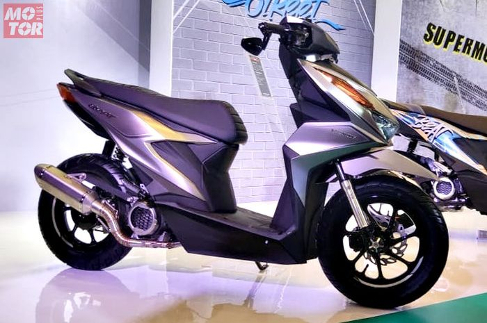 All New Honda BeAT 2020 bergaya bobber