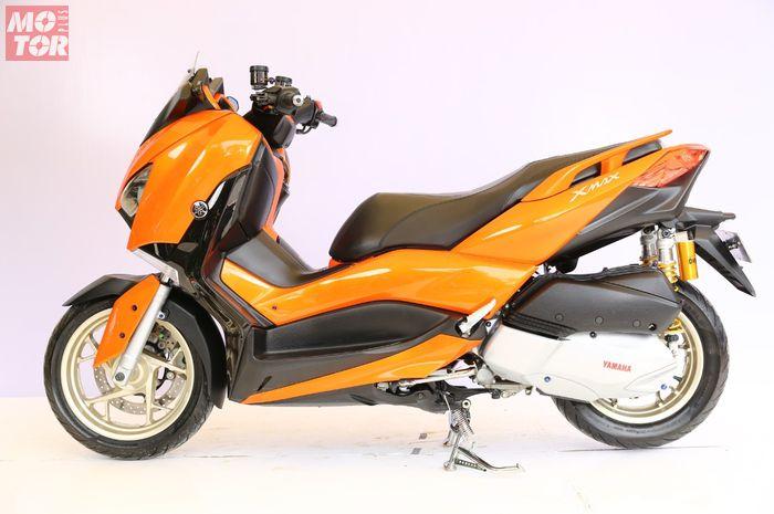 Yamaha XMAX Best Elegant Look Customaxi Bekasi