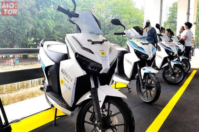 IIMS 2020 akan diisi rangkaian kontes modifikasi motor listrik.