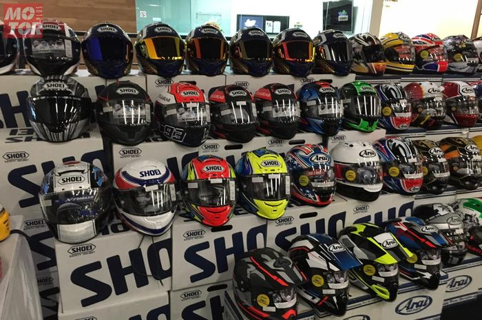 Surganya pecinta apparel, Jakarta Helmet Exhibition 2020 digelar mulai hari ini, banyak banget diskonnya