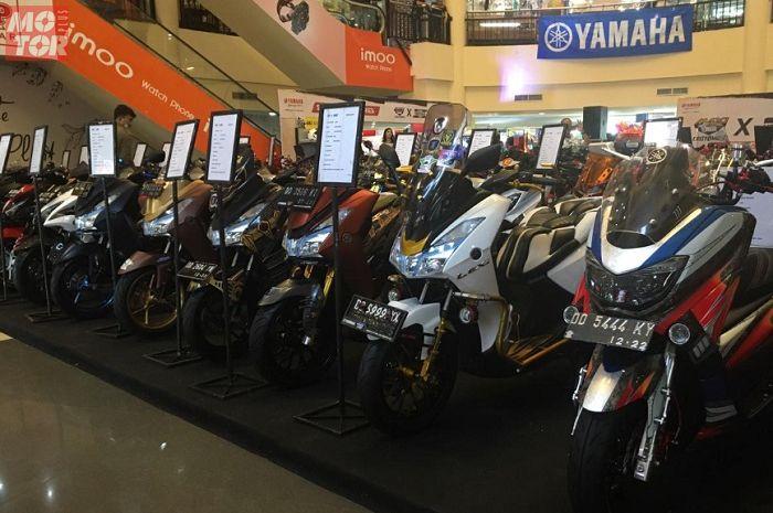 Semifinal Customaxi x Yamaha Heritage Built Makassar 2020.