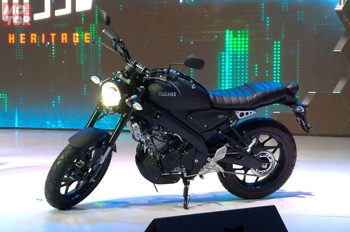 Yamaha XSR 155. Jangan Takut Jinjit, Part Ini Bisa Bikin Buritan Yamaha XSR 155 Jadi Lebih Pendek 5 Cm, Riding Jadi Makin Pede!