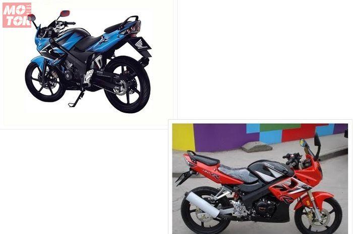 Deretan motor Minerva yang berani lawan pabrikan Jepang, salah satunya Honda CBR150R.