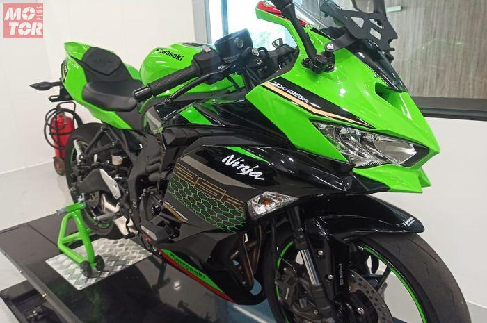 7 Hari Launching, Kawasaki Ninja 250 4 Silinder Terjual Ribuan Unit, Stoknya Sisa Segini?
