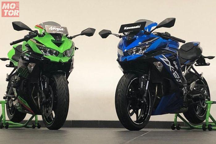 Gokil, beredar foto Kawasaki Ninja 250 4 silinder versi naked, apa benar akan meluncur?