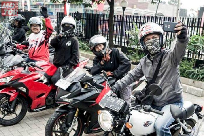 Sering disepelein bikers sinar matahari ternyata sangat berbahaya bisa sebabkan penyakit mematikan.