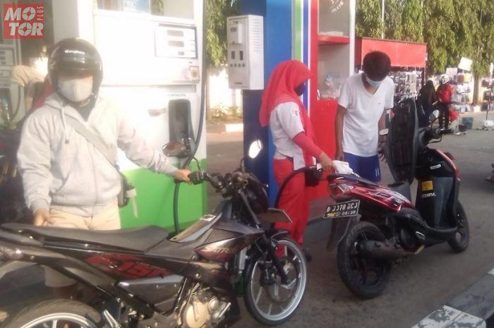 Harga bensin turun! Pertalite Jadi Rp 6450 di SPBU Jawa dan Sumatera, wilayah lain gimana?