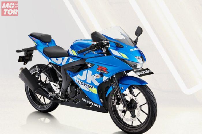 Duet pembalap Suzuki tampil ganas di MotoGP, permintaan GSX-R150 melonjak 15 persen.