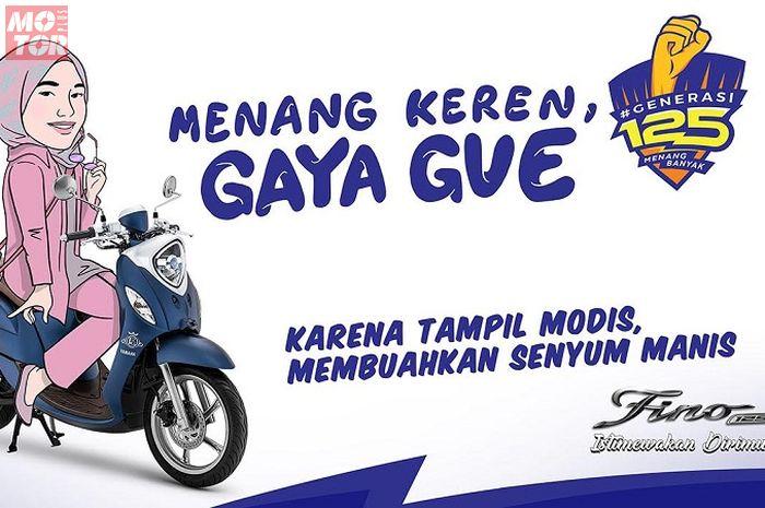 Jarang yang tahu, ternyata ini alasan wajib punya motor Yamaha 125cc.