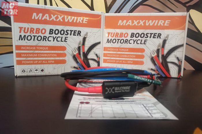 Maxx Wire solusi bikin motor tambah bertenga cuma pakai kabel