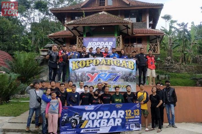 Tutup Tahun 2020, YRFI Tangerang Raya Sukses Gelar Kopdar Akbar Sekaligus Family Gathering