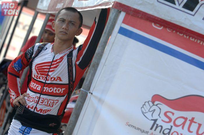 Wawan Hermawan, Pembalap Astra Honda Racing Team