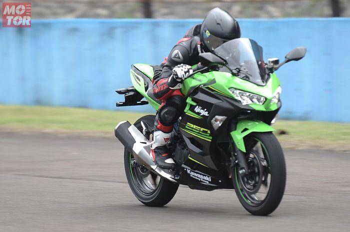 Segini Top Speed Kawasaki New Ninja 250, Simak Videonya