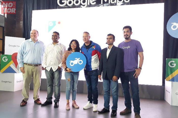 Peluncuran fitur terbaru Google Maps