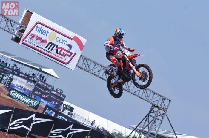 Kelar MXGP Semarang. sirkuit BSB City Mijen  jadi nggaknya gelar MXGP lagi tunggu tahun depan.