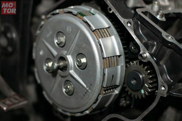 Tips Mendeteksi Kampas Kopling Ninja 250R FI Selip