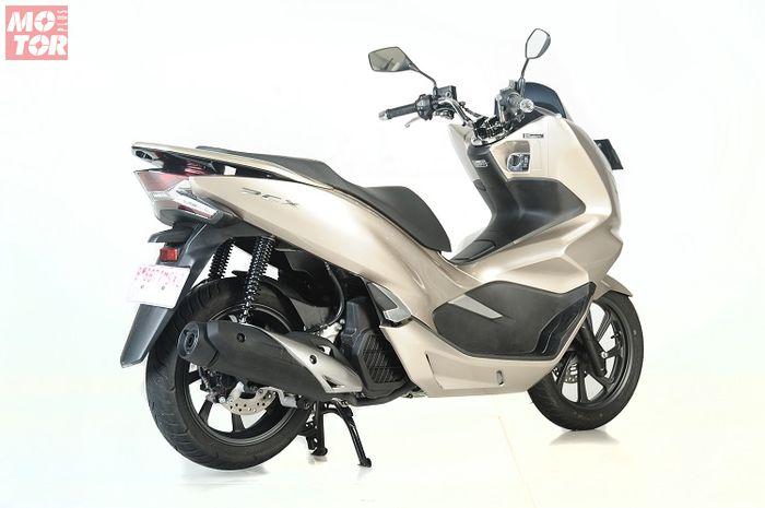 Ilustrasi Honda PCX 150