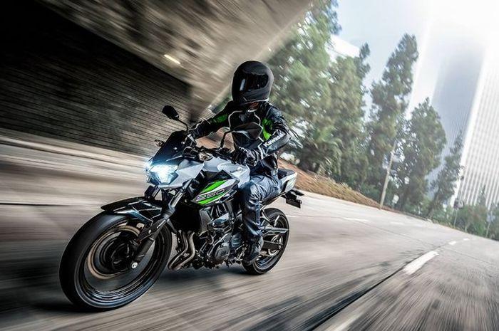 Kawasaki Z250 terbaru
