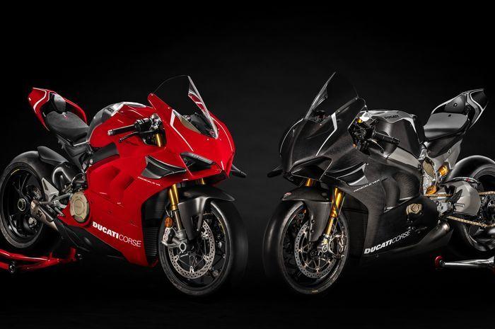 Ducati Panigale V4 R 2019.