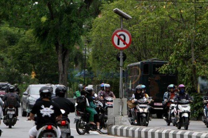 Ilustrasi rekayasa lalu lintas
