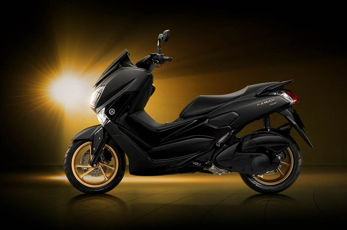 Ilustrasi Yamaha NMAX 155.