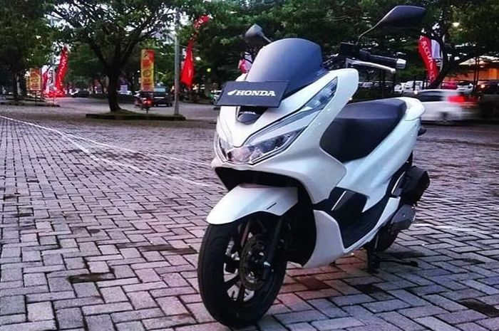 Honda All New PCX